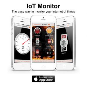 Querx auf dem iPhone mit IoT Monitor