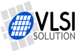 VLSI Solution Logo