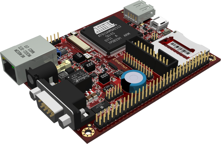 egnite - Ethernut - Single-Board-Computer
