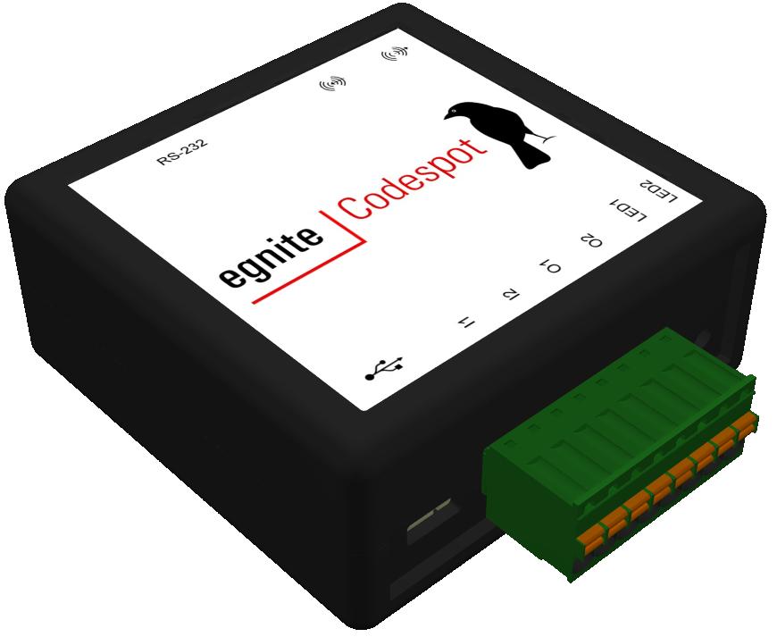 egnite - Codespot Dev - DSP development system