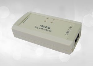 Sensor for carbon dioxide concentrations (CO2) - Teracom TSG200