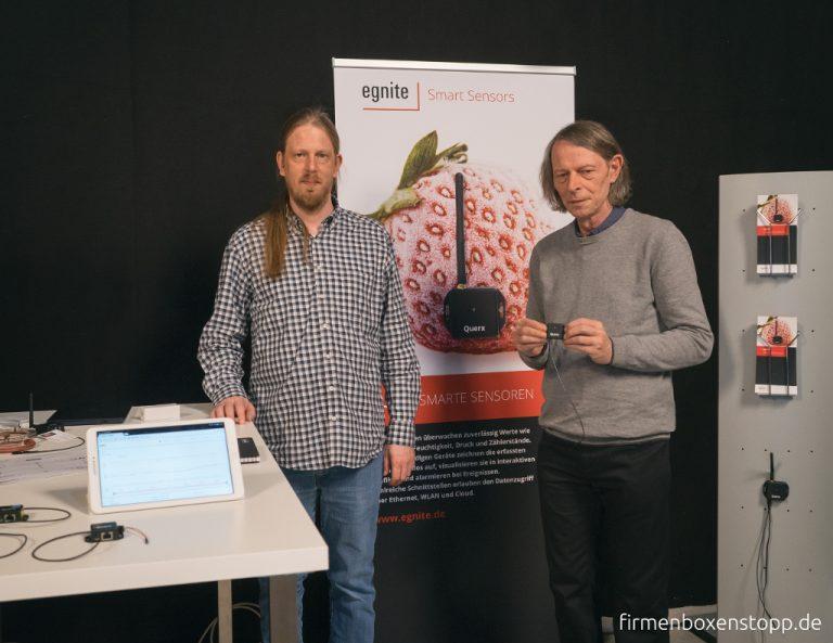 egnite: Niels Borecki, Harald Kipp