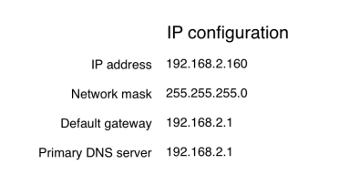 Tutorial: Setting up Email Notifications - Checking the Network Configuration